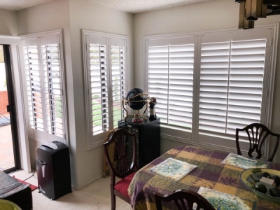 Interior Shutters in Santa Ana