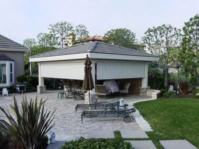 Motorized Power Screens for Patios in Coto De Caza