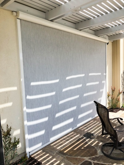 Motorized Power Screens in Eastvale